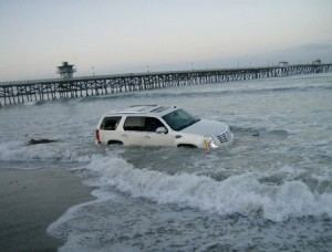 Surf Utility Vehicle - please click the image for a funny story